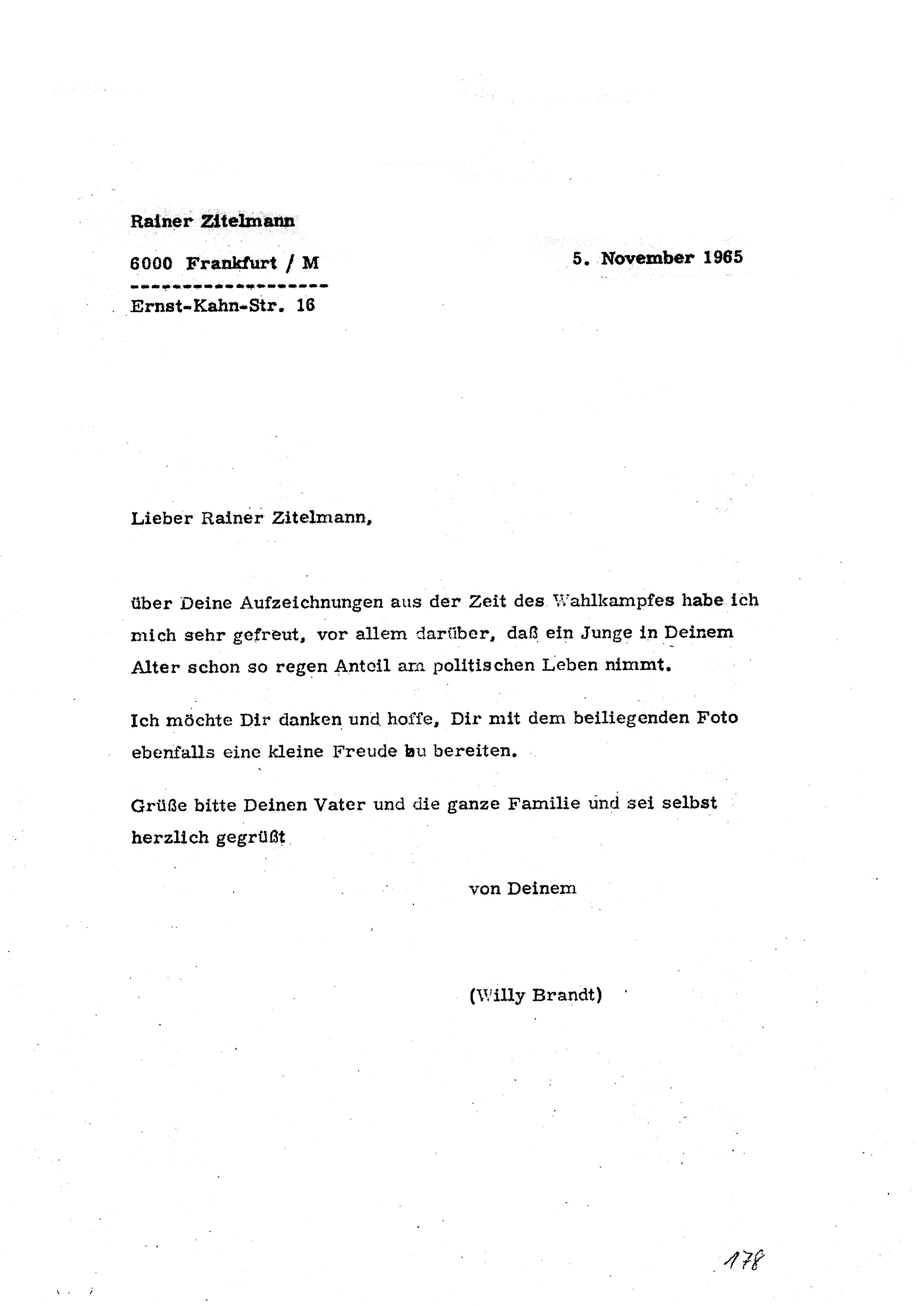 dr dr rainer zitelmann 1965